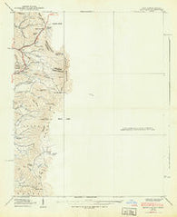 Zionville Tennessee Historical topographic map, 1:24000 scale, 7.5 X 7.5 Minute, Year 1939