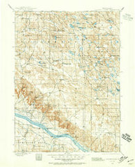 Browns Creek Nebraska Historical topographic map, 1:125000 scale, 30 X 30 Minute, Year 1896