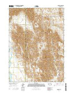 Comstock Nebraska Current topographic map, 1:24000 scale, 7.5 X 7.5 Minute, Year 2014 from Nebraska Map Store