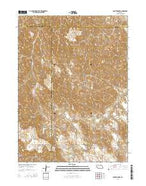 Comstock NW Nebraska Current topographic map, 1:24000 scale, 7.5 X 7.5 Minute, Year 2014 from Nebraska Map Store