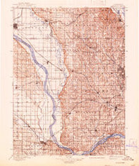 Fremont Nebraska Historical topographic map, 1:125000 scale, 30 X 30 Minute, Year 1896