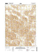 Lost Lake Ranch Nebraska Current topographic map, 1:24000 scale, 7.5 X 7.5 Minute, Year 2014 from Nebraska Map Store