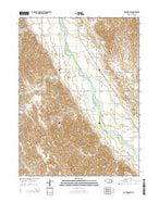 Ravenna NW Nebraska Current topographic map, 1:24000 scale, 7.5 X 7.5 Minute, Year 2014 from Nebraska Map Store