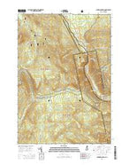 Crawford Notch New Hampshire Current topographic map, 1:24000 scale, 7.5 X 7.5 Minute, Year 2015 from New Hampshire Map Store