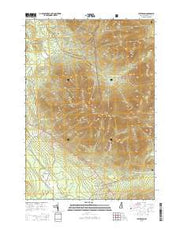 Jefferson New Hampshire Current topographic map, 1:24000 scale, 7.5 X 7.5 Minute, Year 2015 from New Hampshire Maps Store