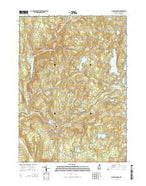 Marlborough New Hampshire Current topographic map, 1:24000 scale, 7.5 X 7.5 Minute, Year 2015 from New Hampshire Map Store