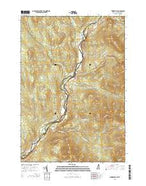 Tinkerville New Hampshire Current topographic map, 1:24000 scale, 7.5 X 7.5 Minute, Year 2015 from New Hampshire Map Store