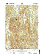 West Swanzey New Hampshire Current topographic map, 1:24000 scale, 7.5 X 7.5 Minute, Year 2015 from New Hampshire Map Store