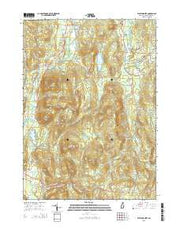 West Swanzey New Hampshire Current topographic map, 1:24000 scale, 7.5 X 7.5 Minute, Year 2015 from New Hampshire Maps Store