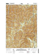 Wild River New Hampshire Current topographic map, 1:24000 scale, 7.5 X 7.5 Minute, Year 2015 from New Hampshire Map Store