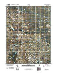 Hammonton New Jersey Historical topographic map, 1:24000 scale, 7.5 X 7.5 Minute, Year 2011
