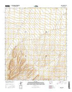 Gage SE New Mexico Current topographic map, 1:24000 scale, 7.5 X 7.5 Minute, Year 2017 from New Mexico Map Store