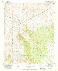 San Felipe Pueblo NE New Mexico Historical topographic map, 1:24000 scale, 7.5 X 7.5 Minute, Year 1954