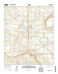 Williams Sink New Mexico Historical topographic map, 1:24000 scale, 7.5 X 7.5 Minute, Year 2013