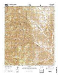 Winston New Mexico Historical topographic map, 1:24000 scale, 7.5 X 7.5 Minute, Year 2013