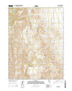 Adelaide Nevada Current topographic map, 1:24000 scale, 7.5 X 7.5 Minute, Year 2014 from Nevada Map Store