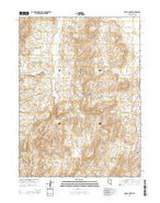 Adobe Summit Nevada Current topographic map, 1:24000 scale, 7.5 X 7.5 Minute, Year 2014 from Nevada Map Store