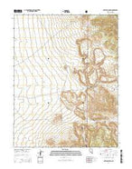 Antelope Spring Nevada Current topographic map, 1:24000 scale, 7.5 X 7.5 Minute, Year 2014 from Nevada Map Store
