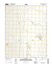 Deadman Spring SE Nevada Current topographic map, 1:24000 scale, 7.5 X 7.5 Minute, Year 2014 from Nevada Maps Store