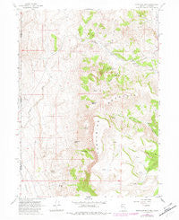 Fortynine Mtn. Nevada Historical topographic map, 1:24000 scale, 7.5 X 7.5 Minute, Year 1966