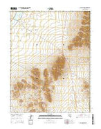 Gap Mountain Nevada Current topographic map, 1:24000 scale, 7.5 X 7.5 Minute, Year 2014 from Nevada Map Store