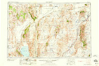 Lovelock Nevada Historical topographic map, 1:250000 scale, 1 X 2 Degree, Year 1959