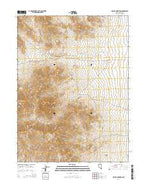 Majuba Mountain Nevada Current topographic map, 1:24000 scale, 7.5 X 7.5 Minute, Year 2014 from Nevada Map Store