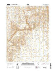 Scraper Springs Nevada Current topographic map, 1:24000 scale, 7.5 X 7.5 Minute, Year 2015 from Nevada Maps Store