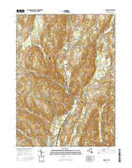 Amenia New York Current topographic map, 1:24000 scale, 7.5 X 7.5 Minute, Year 2016 from New York Map Store