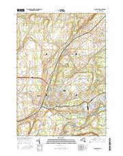 Black River New York Current topographic map, 1:24000 scale, 7.5 X 7.5 Minute, Year 2016 from New York Maps Store