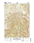 Cassville New York Current topographic map, 1:24000 scale, 7.5 X 7.5 Minute, Year 2016 from New York Map Store