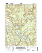 Forestport New York Current topographic map, 1:24000 scale, 7.5 X 7.5 Minute, Year 2016 from New York Map Store