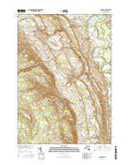 Glenfield New York Current topographic map, 1:24000 scale, 7.5 X 7.5 Minute, Year 2016 from New York Map Store