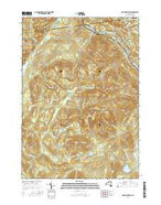 Gore Mountain New York Current topographic map, 1:24000 scale, 7.5 X 7.5 Minute, Year 2016 from New York Map Store