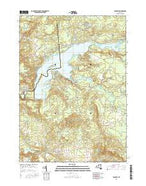 Hinckley New York Current topographic map, 1:24000 scale, 7.5 X 7.5 Minute, Year 2016 from New York Map Store