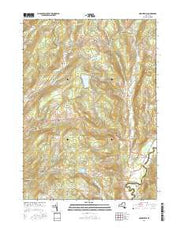 Holmesville New York Current topographic map, 1:24000 scale, 7.5 X 7.5 Minute, Year 2016 from New York Maps Store