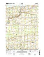 Kent New York Current topographic map, 1:24000 scale, 7.5 X 7.5 Minute, Year 2016 from New York Map Store