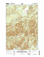 Long Tom Mountain New York Current topographic map, 1:24000 scale, 7.5 X 7.5 Minute, Year 2016 from New York Map Store