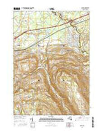 Oneida New York Current topographic map, 1:24000 scale, 7.5 X 7.5 Minute, Year 2016 from New York Map Store