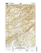 Philadelphia New York Current topographic map, 1:24000 scale, 7.5 X 7.5 Minute, Year 2016 from New York Map Store