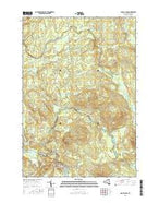 Santa Clara New York Current topographic map, 1:24000 scale, 7.5 X 7.5 Minute, Year 2016 from New York Map Store