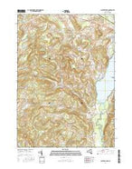 Schuyler Lake New York Current topographic map, 1:24000 scale, 7.5 X 7.5 Minute, Year 2016 from New York Map Store