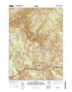 South Ripley New York Current topographic map, 1:24000 scale, 7.5 X 7.5 Minute, Year 2016 from New York Map Store
