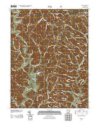 Aid Ohio Historical topographic map, 1:24000 scale, 7.5 X 7.5 Minute, Year 2011