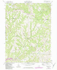 Birmingham Ohio Historical topographic map, 1:24000 scale, 7.5 X 7.5 Minute, Year 1961