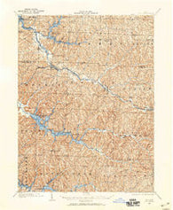 Scio Ohio Historical topographic map, 1:62500 scale, 15 X 15 Minute, Year 1902