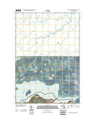 Cornwall West Ontario Historical topographic map, 1:24000 scale, 7.5 X 7.5 Minute, Year 2013