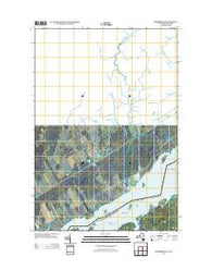 Morrisburg Ontario Historical topographic map, 1:24000 scale, 7.5 X 7.5 Minute, Year 2013