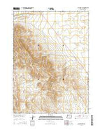 Palomino Hills Oregon Current topographic map, 1:24000 scale, 7.5 X 7.5 Minute, Year 2014 from Oregon Map Store