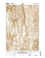 Stinkingwater Pass Oregon Current topographic map, 1:24000 scale, 7.5 X 7.5 Minute, Year 2014 from Oregon Map Store